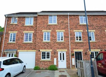 Thumbnail 4 bed town house to rent in Moat Way, Brayton, Selby