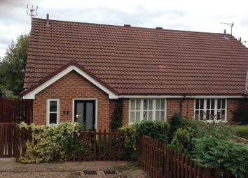 Thumbnail 2 bed semi-detached bungalow to rent in Wensleydale Avenue, Leeds