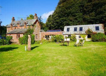 Thumbnail 4 bed detached house for sale in Calder Abbey Lodge, Calderbridge, Seascale, Cumbria