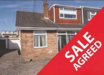 Thumbnail 3 bed semi-detached house for sale in Glynstell Road, Nottage, Porthcawl