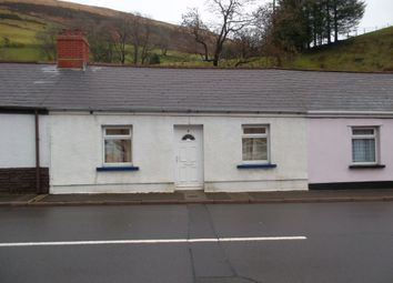 Thumbnail 2 bed terraced bungalow to rent in Gelli Houses, Cymmer, Port Talbot, West Glamorgan