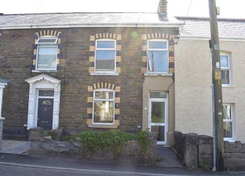 3 bed terraced house for sale in Brynlloi Road, Glanamman, Ammanford SA18