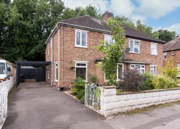 Thumbnail 3 bed semi-detached house for sale in Coronation Walk, Gedling, Nottingham