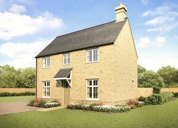 Thumbnail 4 bed detached house for sale in Alconbury Weald, Bardolph Way, Alconbury, Huntingdon