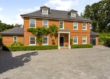 Burn Close, Oxshott, Leatherhead, Surrey KT22. 6 bed detached house for sale