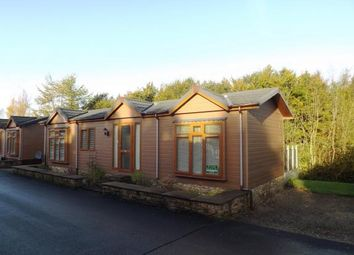 Thumbnail 2 bed mobile/park home for sale in Castle View Caravan Park, Capernwray, Carnforth, Lancashire