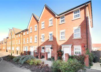 Thompson Grove, Littlehampton BN17. 4 bed terraced house for sale