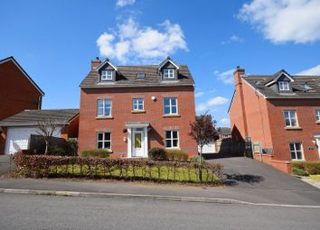 Thumbnail 5 bedroom detached house for sale in Chillington Way, Norton, Stoke-On-Trent