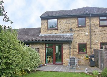 Thumbnail 1 bed terraced house to rent in Wellesley Close, Ash Vale, Aldershot
