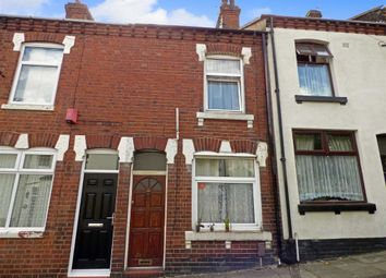 Thumbnail 2 bedroom terraced house for sale in Wellington Street, Hanley, Stoke-On-Trent