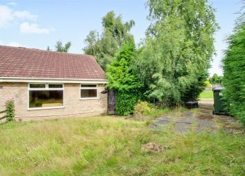 Thumbnail 2 bedroom semi-detached bungalow for sale in Tyburn Close, Arnold, Nottingham