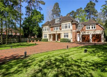 Thumbnail 6 bedroom detached house for sale in Windsor Road, Ascot, Berkshire