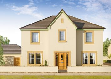 Thumbnail 5 bed detached house for sale in Station Road, Dunbar