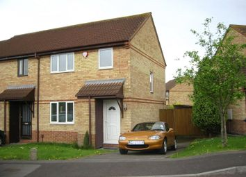 Thumbnail 3 bedroom end terrace house to rent in Pye Croft, Bradley Stoke, Bristol