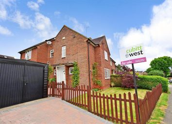 Thumbnail 3 bed semi-detached house for sale in Coombe Hill, Billingshurst, West Sussex