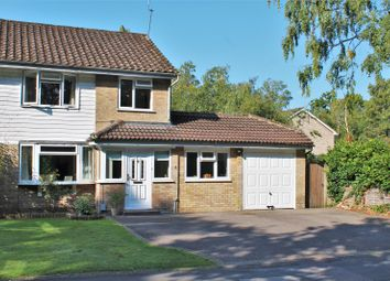 4 bed semi-detached house for sale in Merivale, Fleet, Hampshire GU51