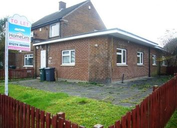 Thumbnail 1 bed flat to rent in Trenholme Avenue, Woodside