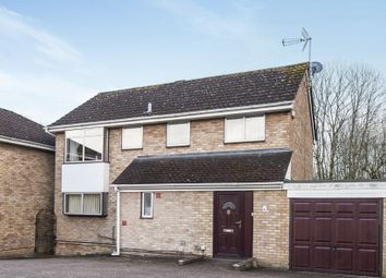 Thumbnail 5 bed link-detached house for sale in Bodiam Drive, Toothill, Swindon
