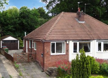 Thumbnail 2 bed semi-detached bungalow for sale in Newlay Wood Crescent, Horsforth, Leeds