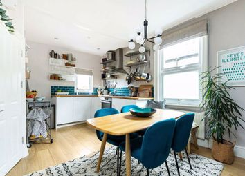 Thumbnail 4 bed maisonette for sale in Leverson Street, Furzedown, London