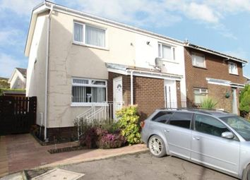 Thumbnail 2 bed end terrace house for sale in Crisswell Crescent, Greenock, Inverclyde