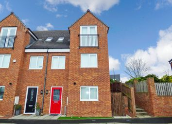Thumbnail 3 bedroom town house to rent in The Chase, Bedlington