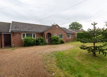 Thumbnail 2 bed detached bungalow to rent in Parish Road, Stratton Strawless, Norwich