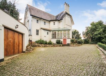 Thumbnail 9 bed detached house for sale in Meadfoot Road, Torquay