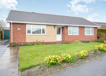 Thumbnail 3 bed bungalow for sale in Carr Hill Way, Retford