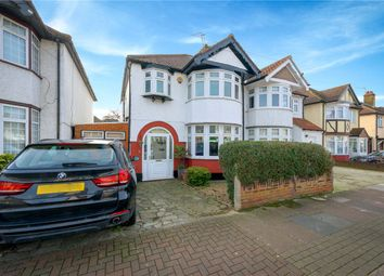 Thumbnail 3 bedroom semi-detached house for sale in Dewsbury Road, London