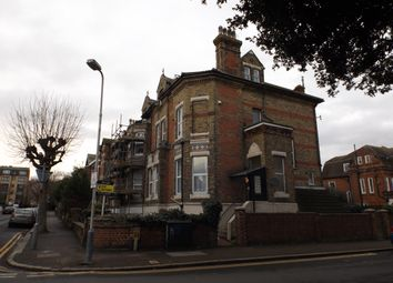 Thumbnail 3 bed duplex to rent in Ingles Road, Folkestone
