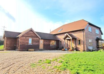 Thumbnail 4 bed detached house for sale in Home Farm Rural Industries, East Tytherley Road, Lockerley, Romsey