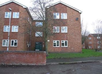 Thumbnail 1 bed flat for sale in Waterside Close, Loughborough, Leicestershire
