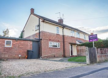 Thumbnail 3 bed semi-detached house for sale in Birchtree Avenue, Peterborough