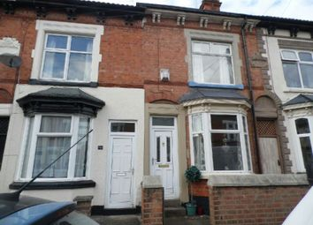 Thumbnail 2 bed terraced house to rent in Bassett Street, Wigston