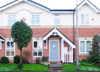 Thumbnail 2 bed terraced house for sale in Horsecroft Close, Ilkeston