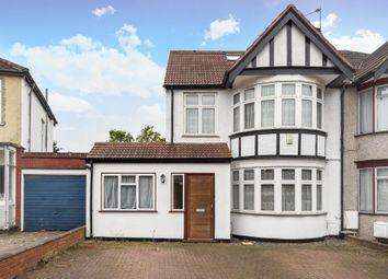 Thumbnail 5 bed semi-detached house to rent in Kenton, Harrow