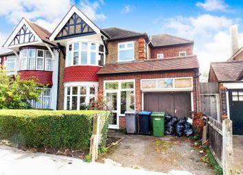 Thumbnail 5 bed semi-detached house to rent in Northwick Avenue, Kenton, Harrow