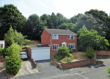 Thumbnail 4 bed detached house for sale in Hillbrook Rise, Farnham