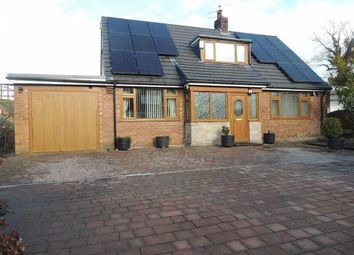 Thumbnail 3 bedroom detached house for sale in Cedar Road, Marple, Stockport