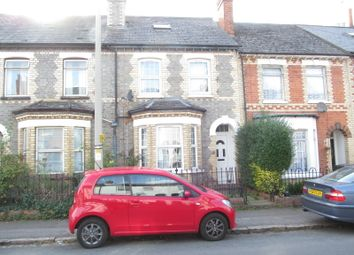 Thumbnail 7 bed terraced house to rent in Donnington Road, Reading