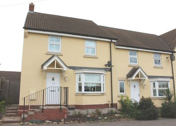 Thumbnail 4 bed end terrace house to rent in Kings Yard, Bishops Lydeard, Taunton