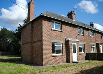 Thumbnail 3 bed semi-detached house to rent in Tower Road, Terrington St. Clement, King's Lynn