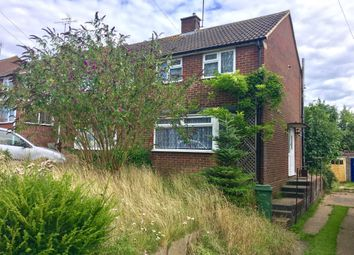 Thumbnail 2 bed semi-detached house for sale in Vicarage Hill, Flitwick, Bedford