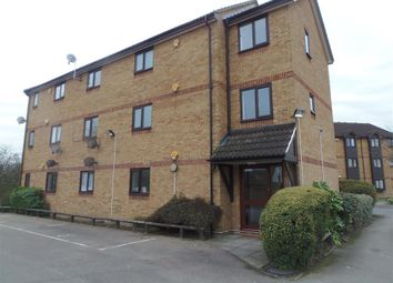 Thumbnail 2 bedroom flat to rent in Messant Close, Harold Wood, Romford