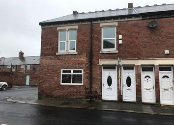 Thumbnail 1 bedroom flat to rent in Clifton Avenue, Wallsend
