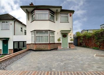 Thumbnail 3 bed detached house for sale in St. Andrews Close, London