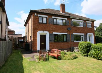 Thumbnail 3 bed semi-detached house for sale in Dunchurch Road, Bilton, Rugby