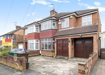 Thumbnail 4 bed semi-detached house for sale in Bush Grove, Stanmore
