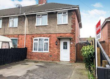 Thumbnail 3 bed end terrace house for sale in Longfield Road, Trowbridge